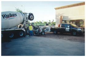 Action Concrete Pumping Arizona Gallery